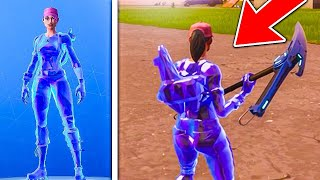 "How to UNLOCK SECRET ""DIAMOND"" Skin in Fortnite (HIDDEN SKIN)"