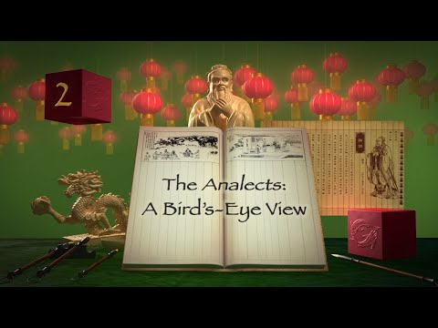 Books that Matter: The Analects of Confucius | A Bird's-Eye View | The Great Courses