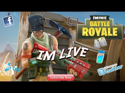 Fortnite: Come join the fun of battle royale