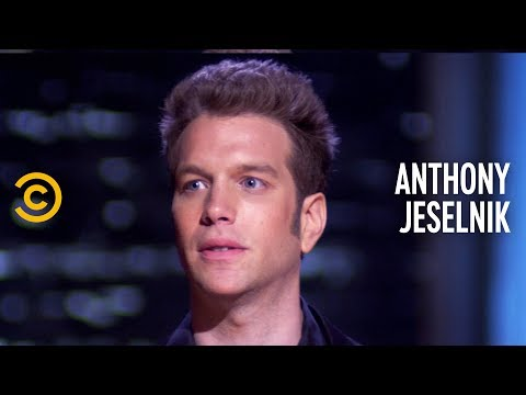 A Great Reason to Not Be Religious Anymore – Anthony Jeselnik