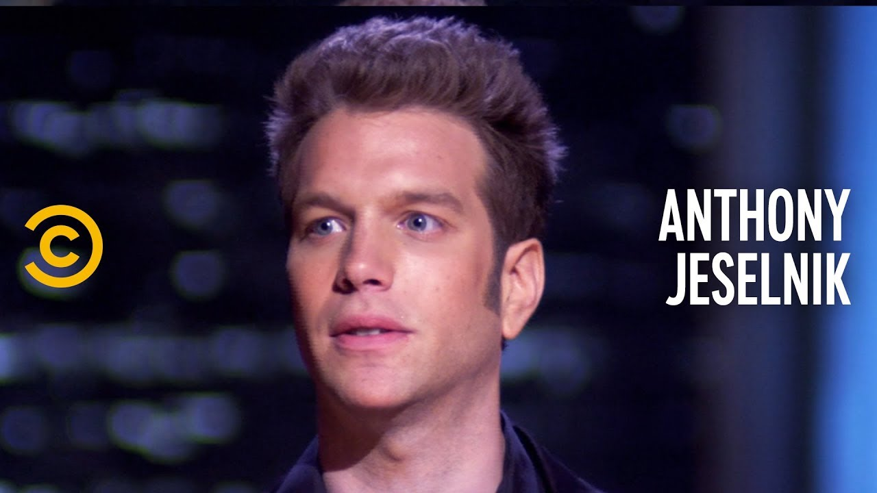 A Great Reason to Not Be Religious Anymore - Anthony Jeselnik