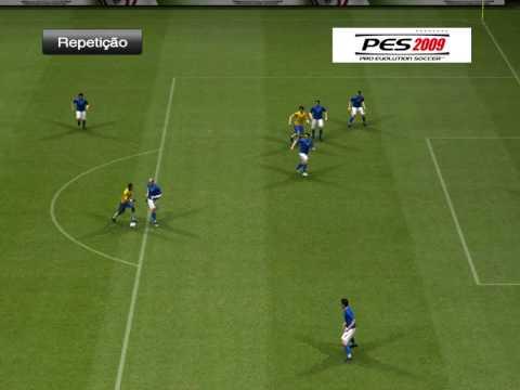 Pro Evolution Soccer 2009 - Gameplay