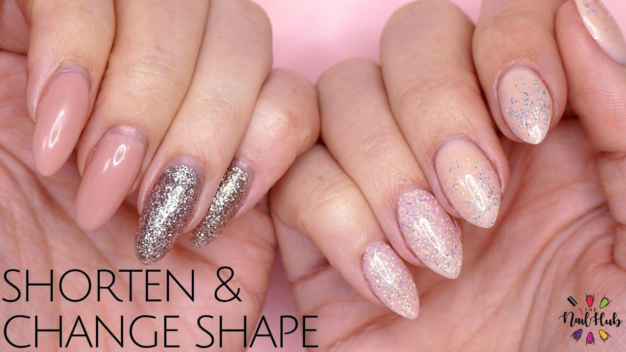 Download How To Shorten & Shape Gel Nails