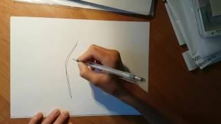 Зенарт-урок ||Перо|| ЗЕНТАНГЛ