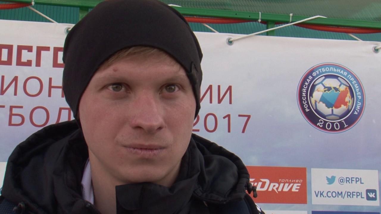 Томь - Амкар 1:0 видео