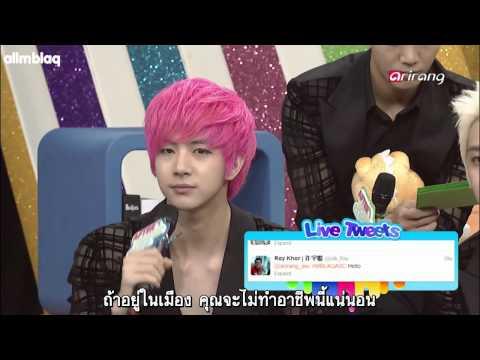 [Thai Sub] 130619 After School Club EP.10 - MBLAQ Cut [2/3]