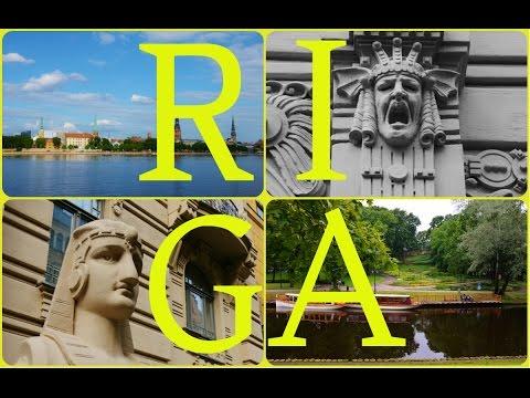 Riga insider's guide