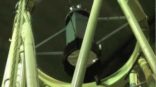 The Shane Telescope - Lick Observatory, Mount Hamilton California Astronomy HD Video
