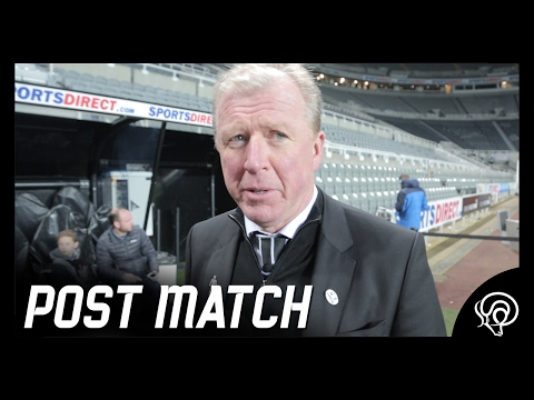 POST MATCH | Steve McClaren Post Newcastle United (A)