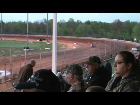 Langlade County Speedway Sport Mod Heat 5/27/11