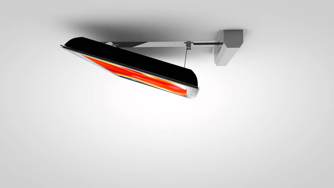 tv deckenhalterung klappbar cmb systeme youtube. Black Bedroom Furniture Sets. Home Design Ideas