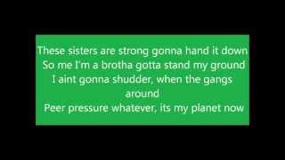 I am not afraid to stand alone lyrics Native Deen
