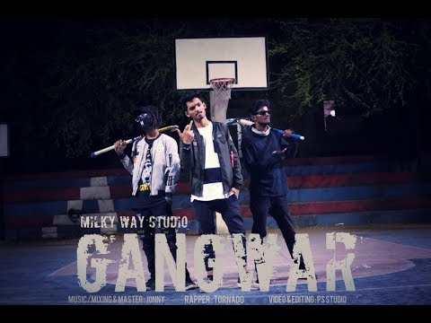 GANGWAR | TORNADO | JO NNY (OFFICIAL MUSIC VIDEO)