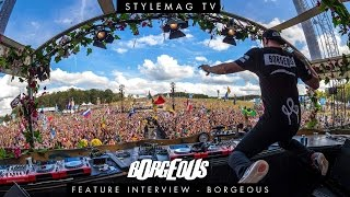 Stylemag TV Feature Interview - Borgeous