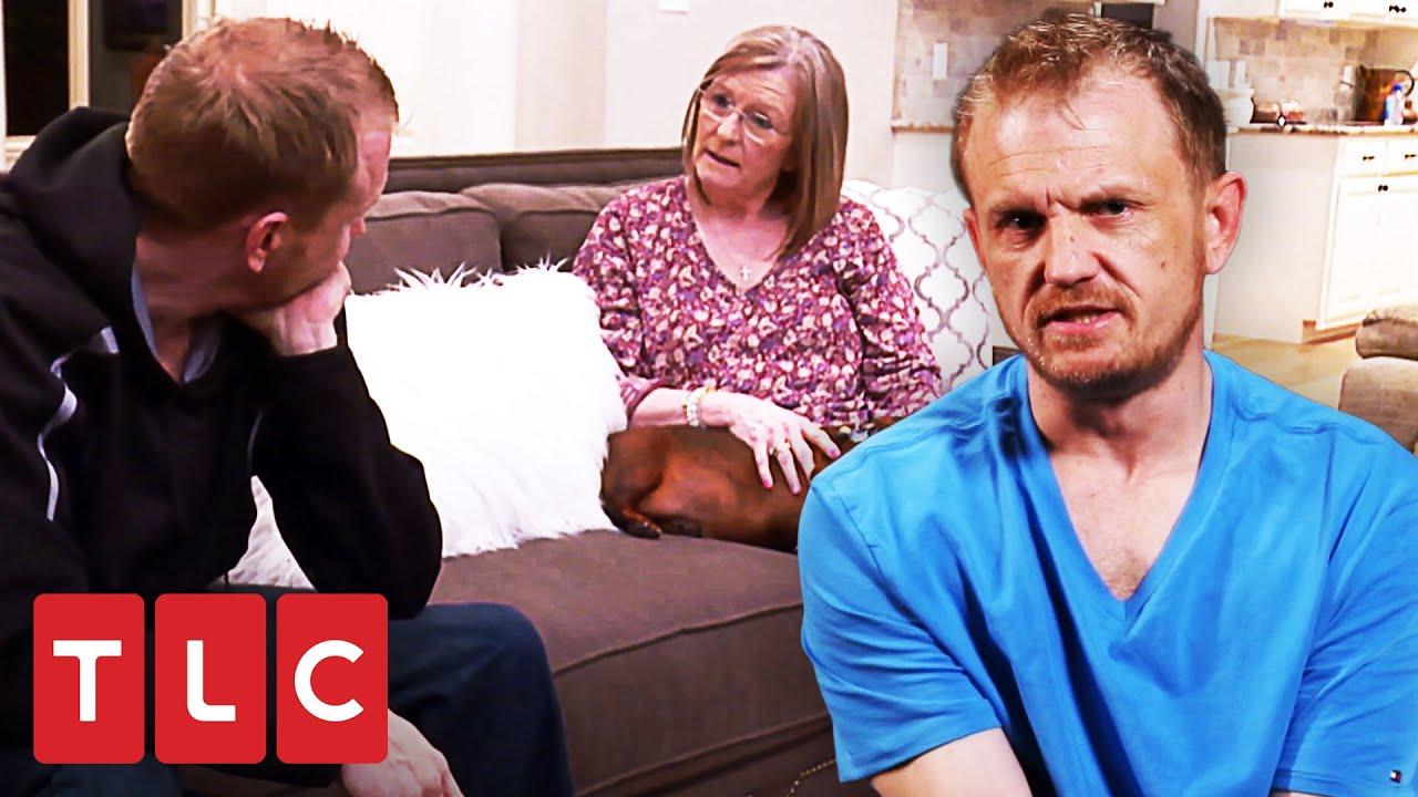 La madre de Clint no acepta la relación con Tracie   La vida después de prisión   TLC Latinoamérica