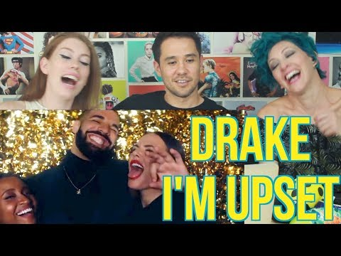 Drake - I'm Upset - REACTION