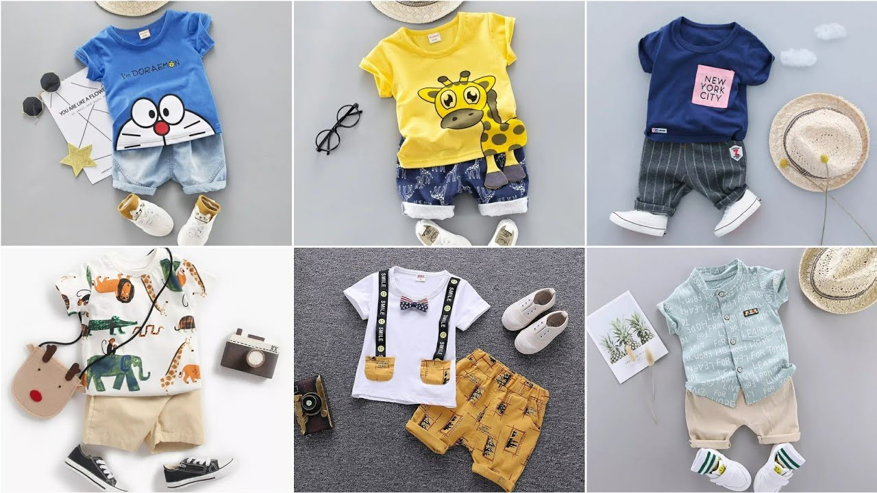 Summer Wear Outfits For Baby Boy | Shop Online | Revamp It