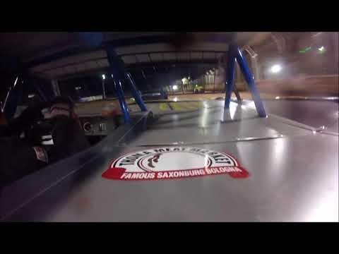 Brett McDonald Heat Race Sharon Speedway 9/7/18 In-Car