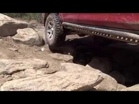 DIY RCI Rock Sliders Installation - 5th Generation Toyota 4Runner