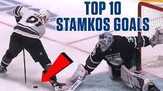 Top 10 Steven Stamkos Goals Of His Career...So Far