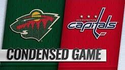 03/22/19 Condensed Game: Wild @ Capitals