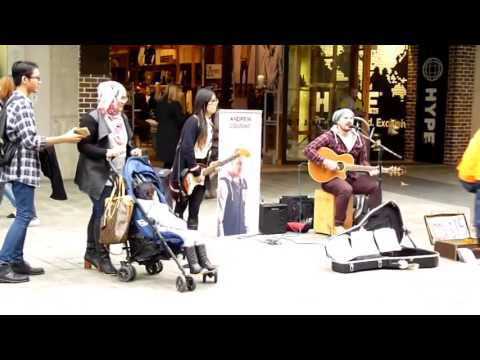 Street Performers of Perth, WA