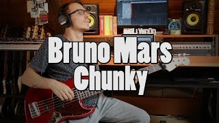 Bruno Mars - Chunky (Live on