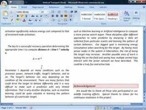 how to find word in vi editor