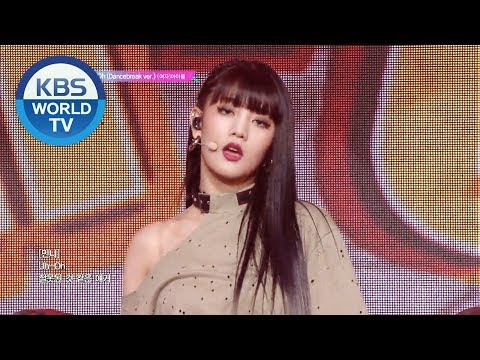 (G)I-DLE((여자)아이들) - Uh-Oh [Music Bank / 2019.06.28]