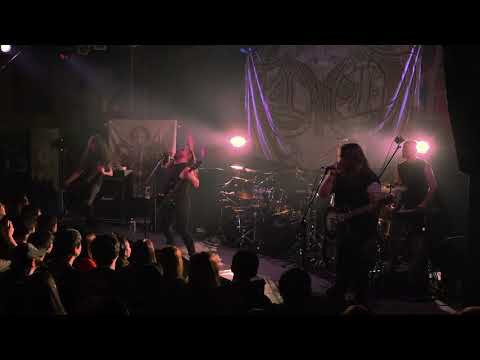 Earth Rot - Bestial Shadow Forest (live in Tokyo)