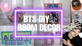 DIY BTS ROOM DECOR EASY BTS DIY