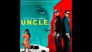 The Man From UNCLE 2015 Soundtrack Take You Down