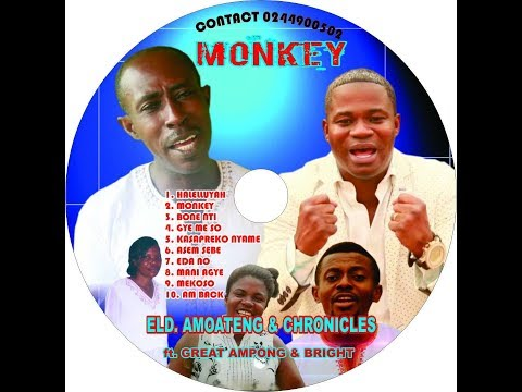 HALLELUYA-Enerst Amoateng and the chronicle singers ft. Great Ampong and Bright Appiah