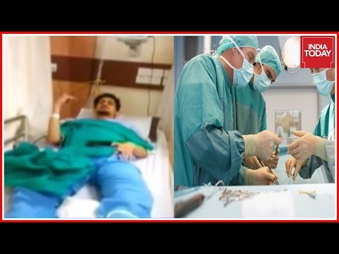 Famous Hospital In Delhi Operated Patient's Wrong Foot Mp3