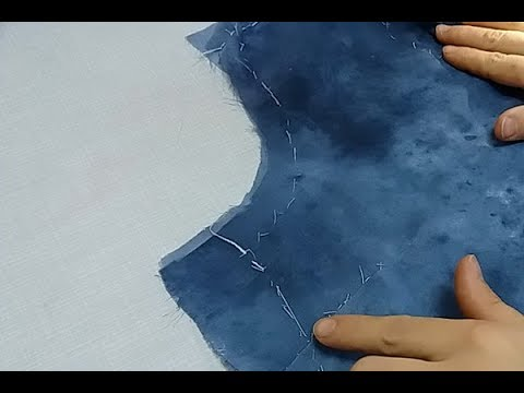 Kolay Şifon Bluz Dikimi - Şifon Gömlek Nasıl Dikilir -How to Sew a Easy Chiffon Blouse | Dikiş Hocam