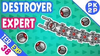 Tentando Derrotar o Destroyer mais Poderoso! • Terraria 1.3 Expert #38