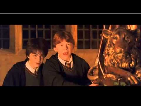 Harry Potter and the Chamber of Secrets- Harry turns into Goyle