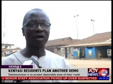 Kenyasi Resident Plan Another Demo - Joy News (5-6-14)