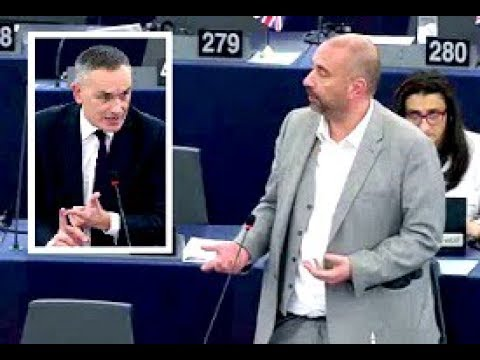 EU combined defence towards a 'United States of Europe' - Bill Etheridge MEP