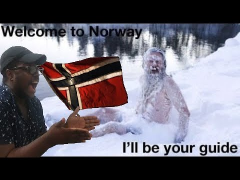 Ghanaian Reacts To Meanwhile In Norway I Mellomtiden I Norge