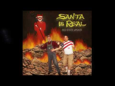 Red State Update's  Christmas Album Santa Is Real