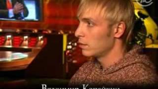 Познер. За кадром.  Первый канал (www.1tv.ru)