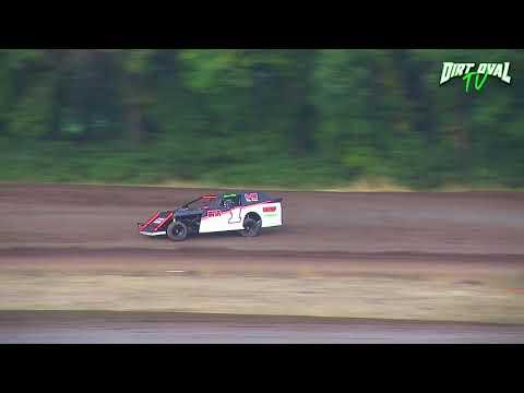 8 25 18 Cottage Grove Speedway IMCA Sport Mods Dash