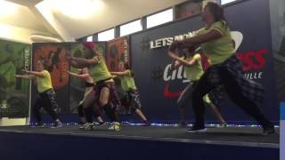 Easy Love by Sigala (Fresh Kiwi Remix) Zumba warmup choreo