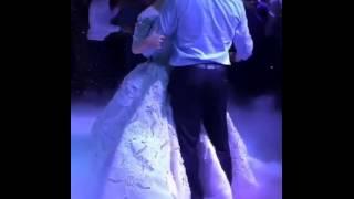 свадьба в дагестане танец жениха и невесты