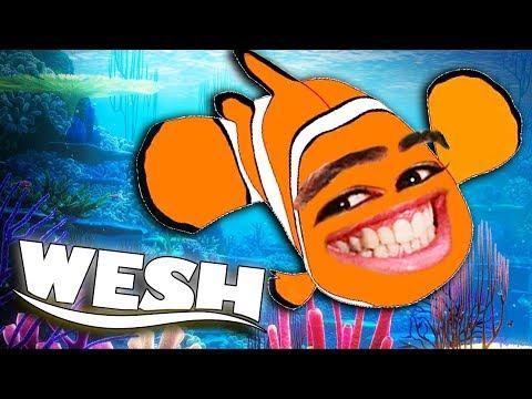 JE SUIS UN POISSON ! (Héros : Une Aventure Disney-Pixar)