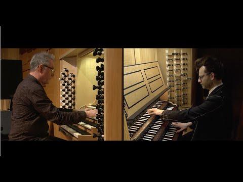 Battle of Giants - organ duo improvisation