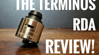 The TERMINUS RDA from Aria REVIEW! - Tasty little bugger!