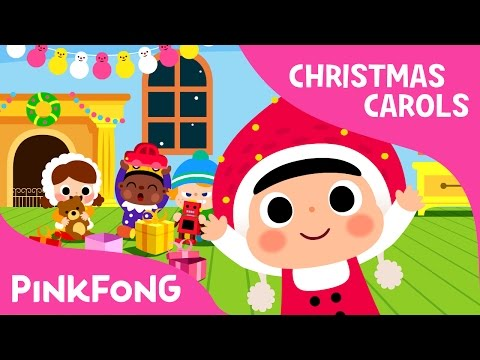 Christmas Every Day | Christmas Carols | Pinkfong Songs for Children