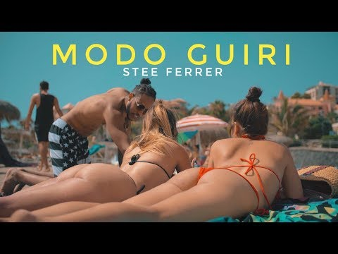 Stee Ferrer – Modo Guiri (Official Video)